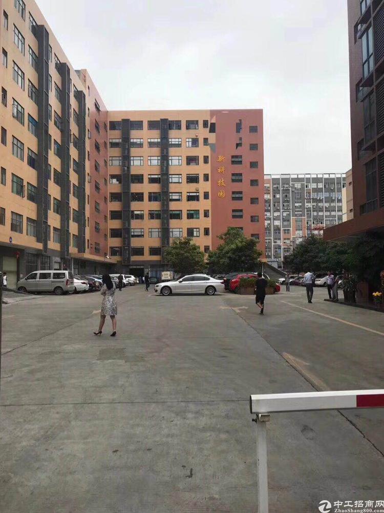 沙井镇后亭工业区楼上带装修900平米出租