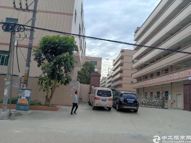 坪山六联红本厂房5400平米出租