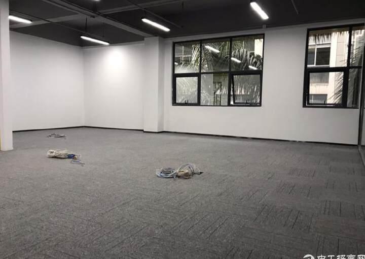 广兴源互联网智慧园74平精装办公楼,拎包入住图片2