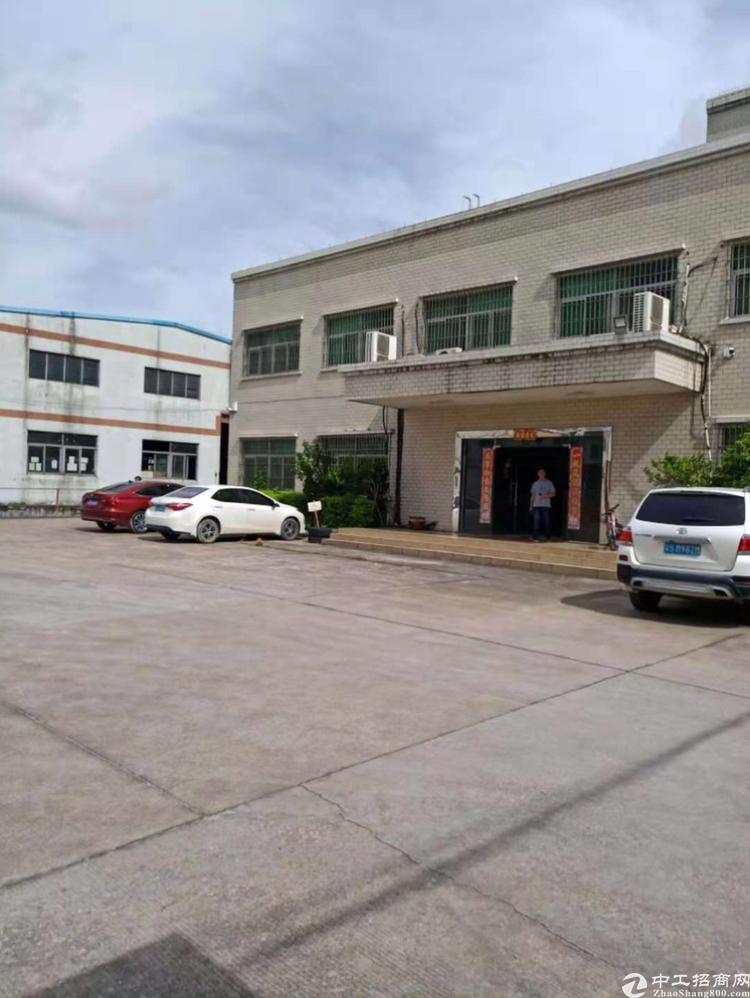 占地6200平方,7米高标准单层厂房4000平方,宿舍180