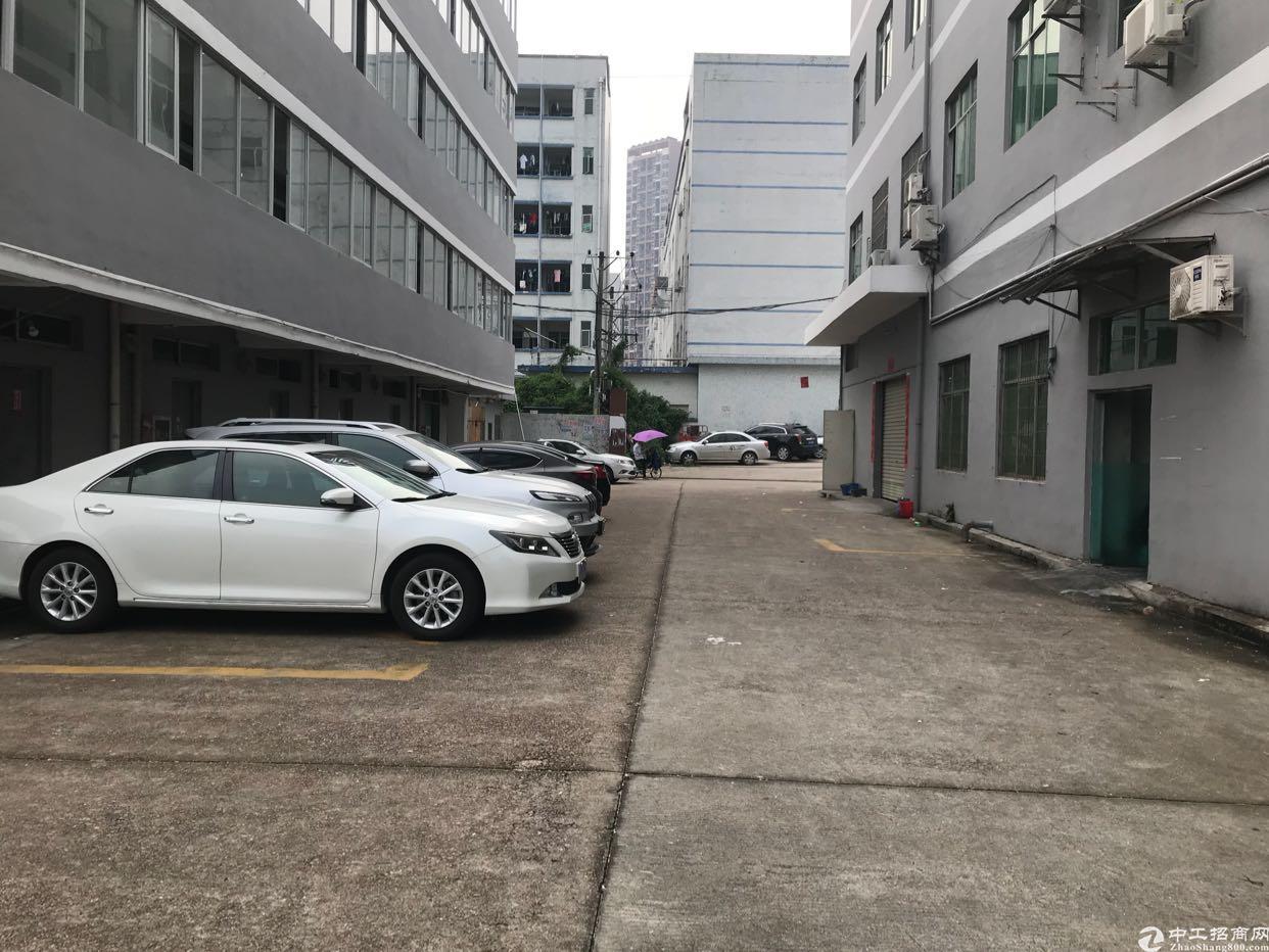平湖富民工业区6300平方独门独院厂房招租可分租