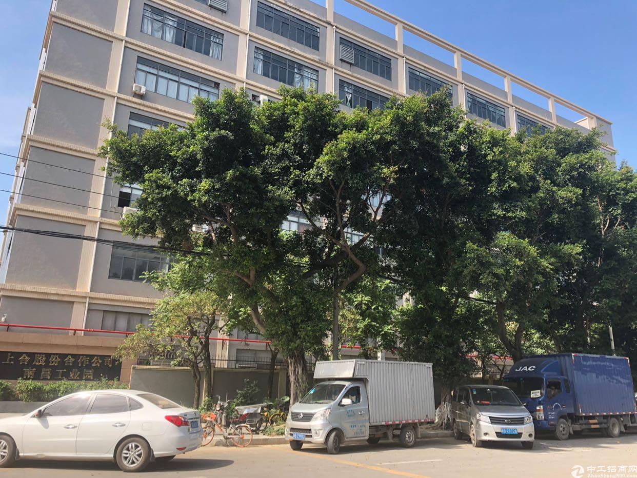 宝安西乡固戍航空路一楼900平厂房出租