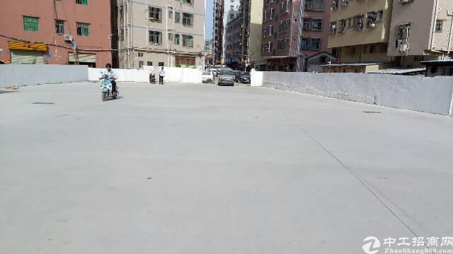 福永桥头宝安大道边新出空地2000方
