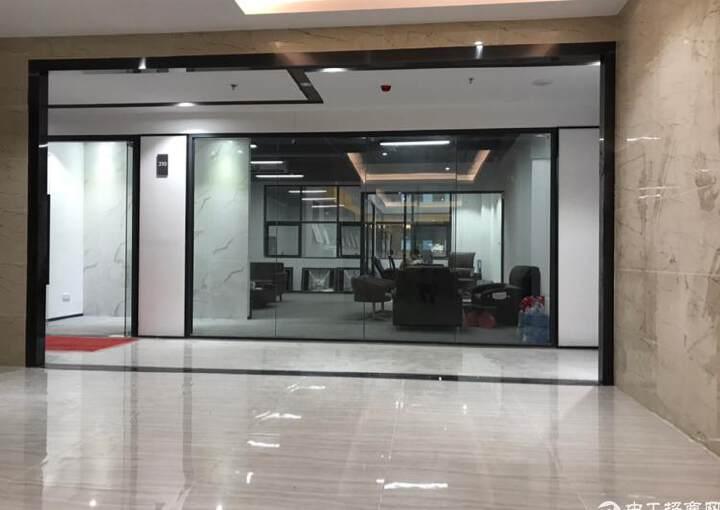 广兴源互联网智慧园74平精装办公楼,拎包入住图片7