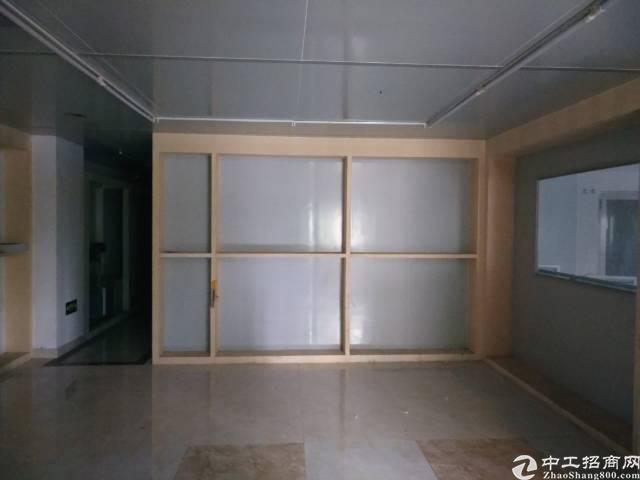 西乡鹤洲洲石路精装厂房960㎡出租