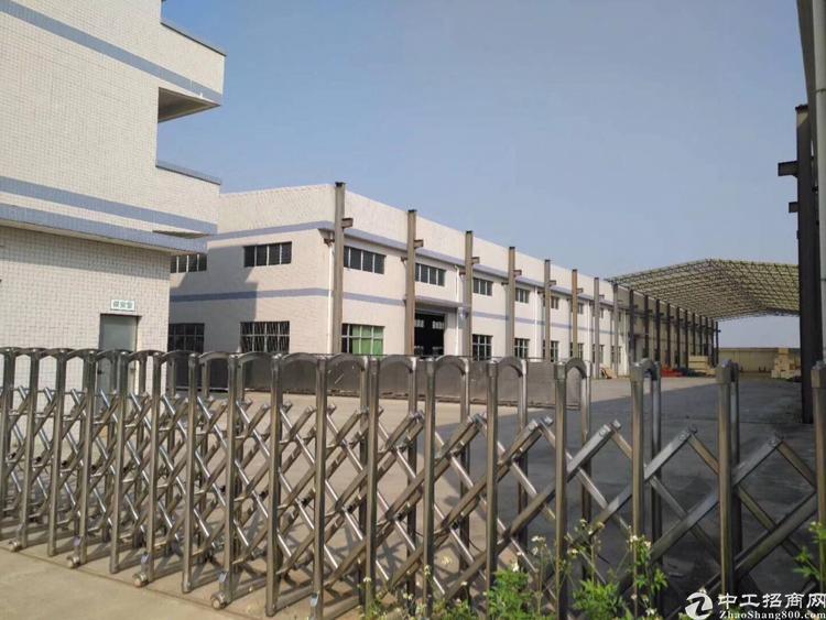 凤岗镇单一层重型独院厂房10米高7000平方米出租
