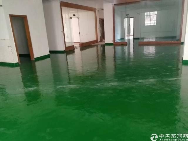 福永空地超大约5万平独园单一层厂房出租