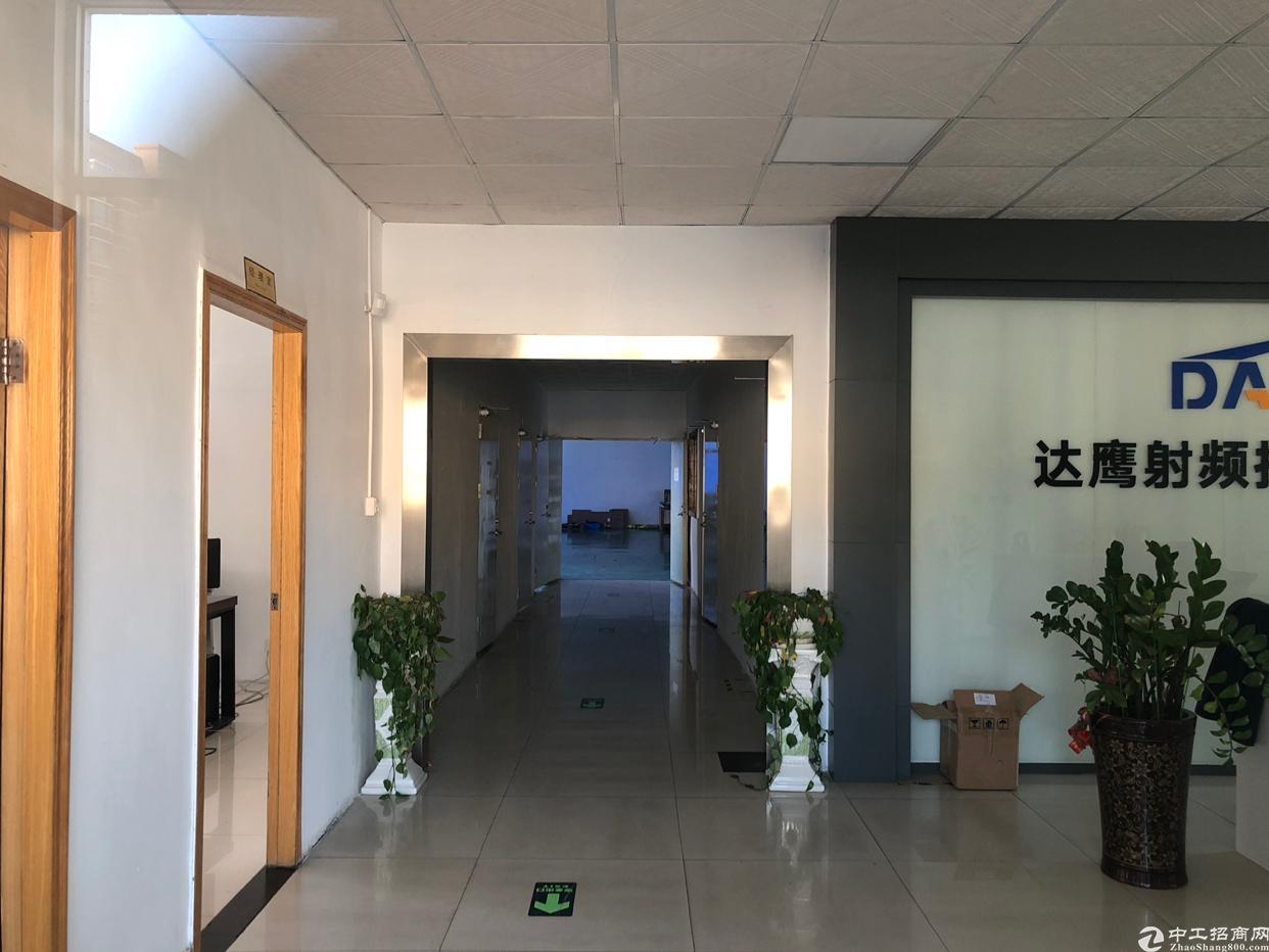 福永地铁口1000平米精装修厂房