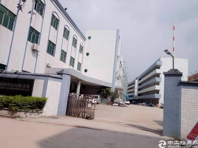 厚街新出一楼六米高厂房3600平方米招租
