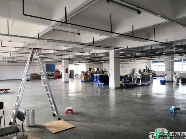 观澜福民原房东独院1~3层3500平方厂房