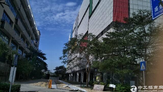 龙岗坪地楼上650平精装修红本厂房出租