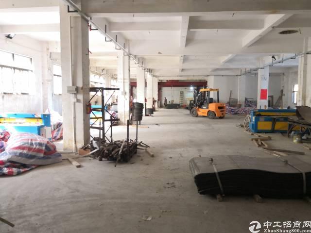 独门独院厂房工业园区分租一楼1500平
