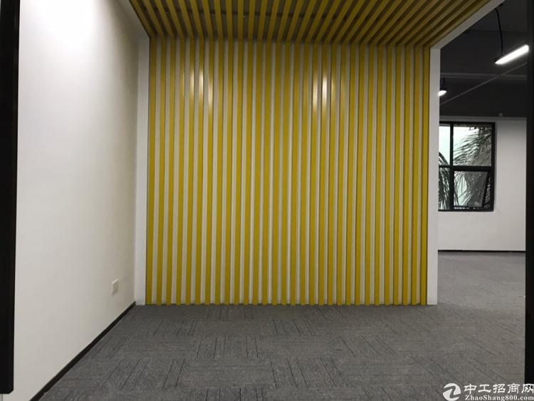 广兴源互联网智慧园74平精装办公楼,拎包入住
