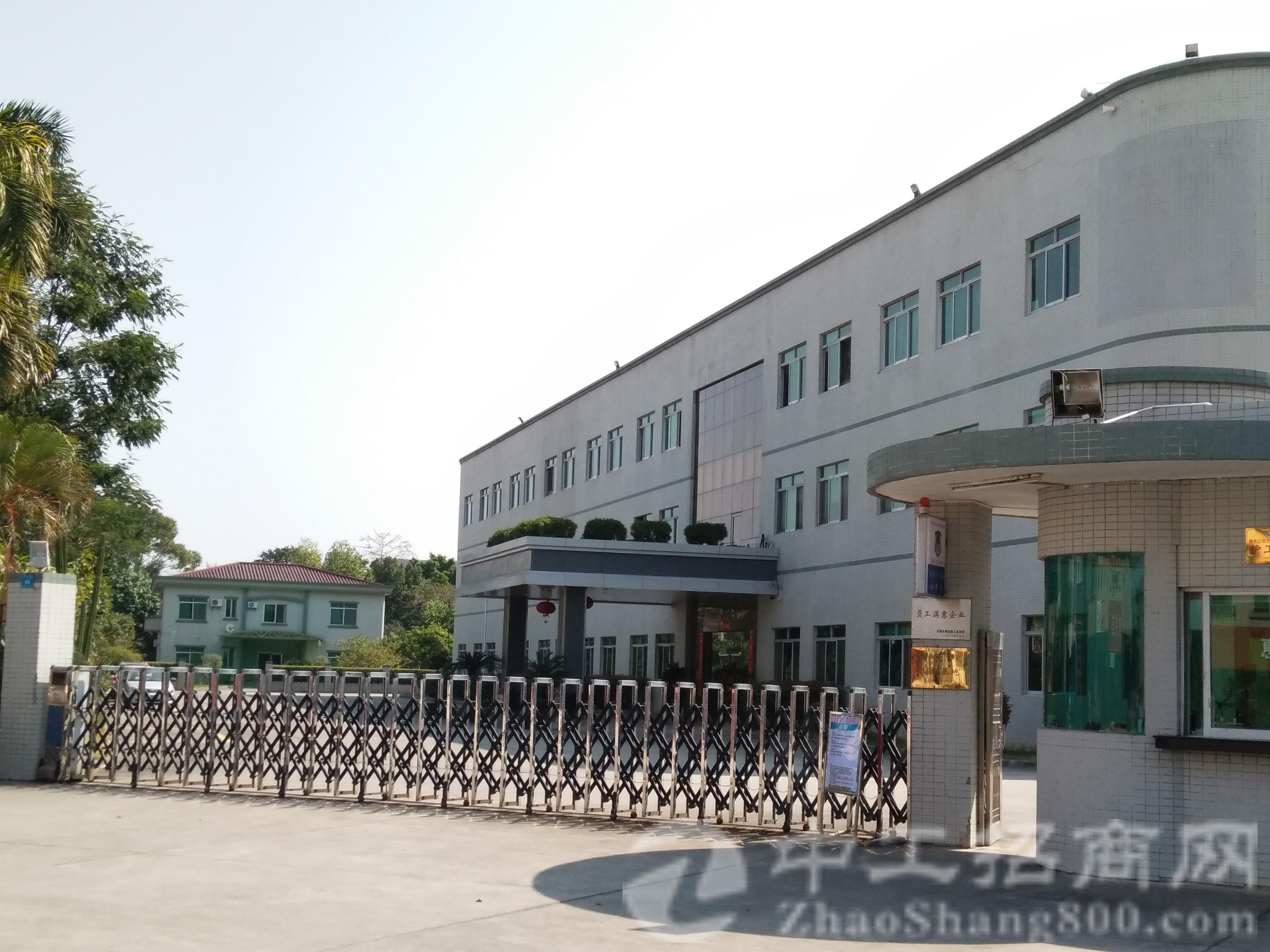 东莞茶山12000平钢构,高十米,花园式厂房