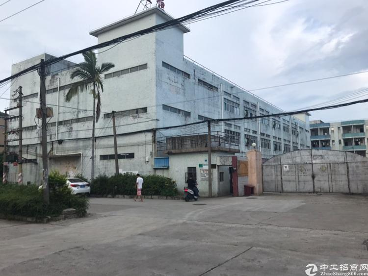 12000平米集体证厂房出售