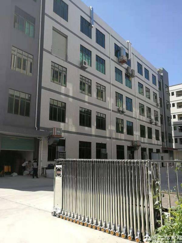 惠阳新圩镇工业厂房出售