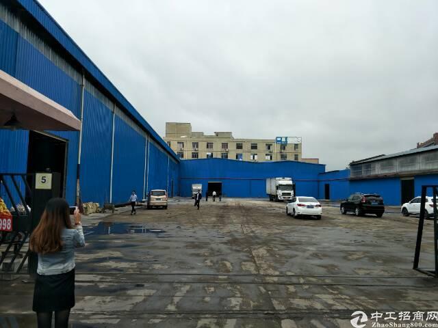 西丽大堪独院钢构层高10米1400平厂房仓库出租