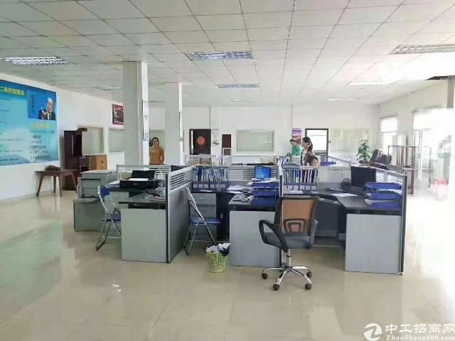 惠州现有独门独院钢构厂房招租