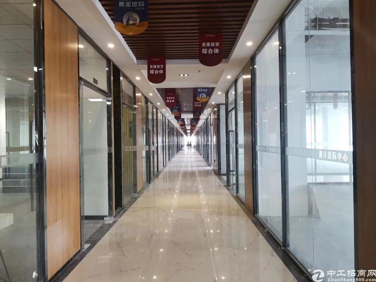 民治中心区精装修办公室出租200~300~500~2000平