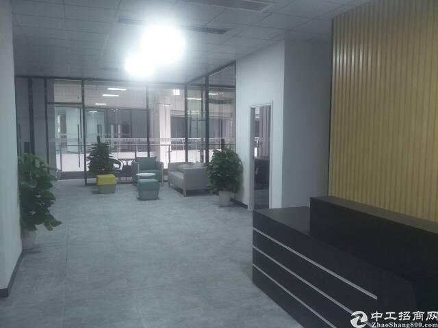民治万众城国际中心精装修写字楼120-2000平