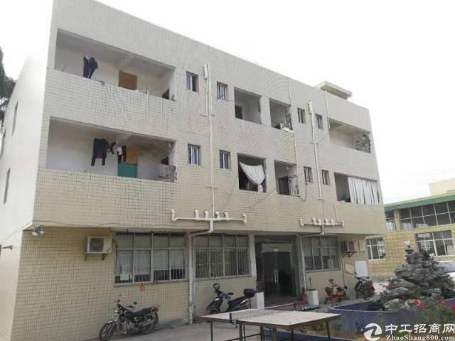 惠阳新墟占地9000㎡,建筑14440㎡优质土地及建筑物出售