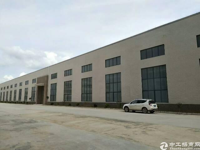 东莞村委合同标准单层厂房滴水8米出售
