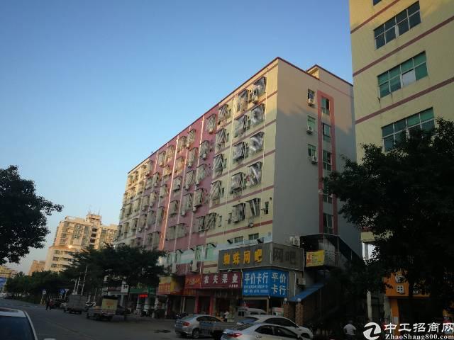 深圳宝安区大路边红本整栋宿舍出售