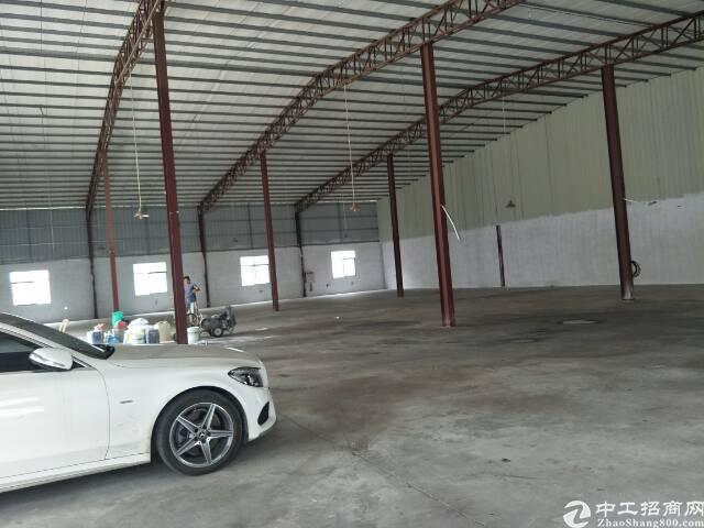 石碣北部工业区新出原房东单一层钢构厂房
