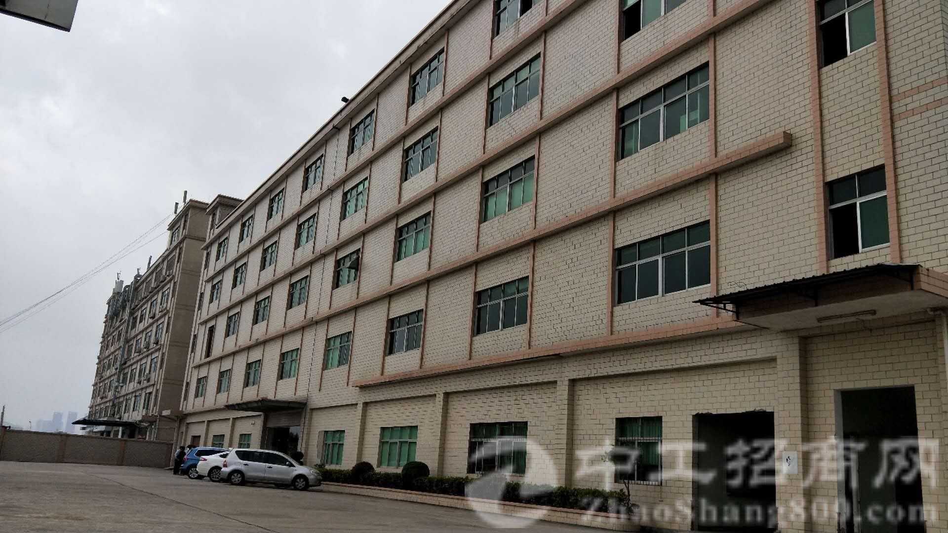 沙井高速出口独门独院11400平方米重工业厂房出租