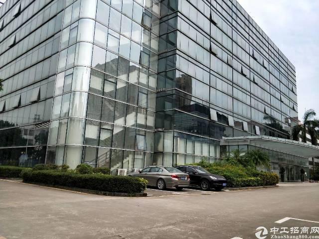 西乡臣田工业区园区办公场地2800平方大小可分