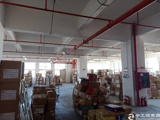 公明南光高速出口新出楼上4000平方200平起分租