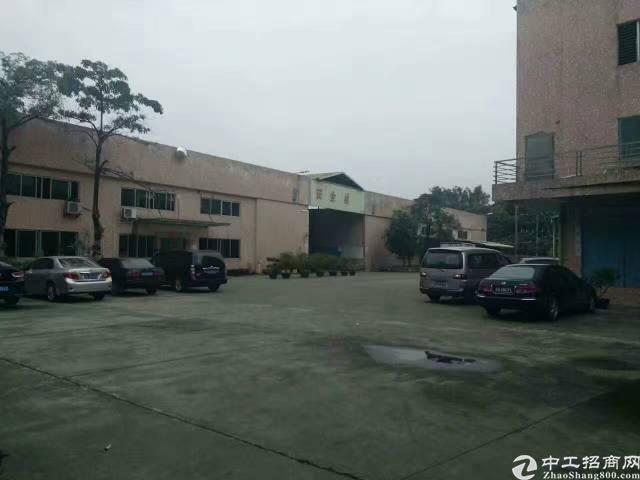 博罗县龙华镇独院家具厂房2000平方出租
