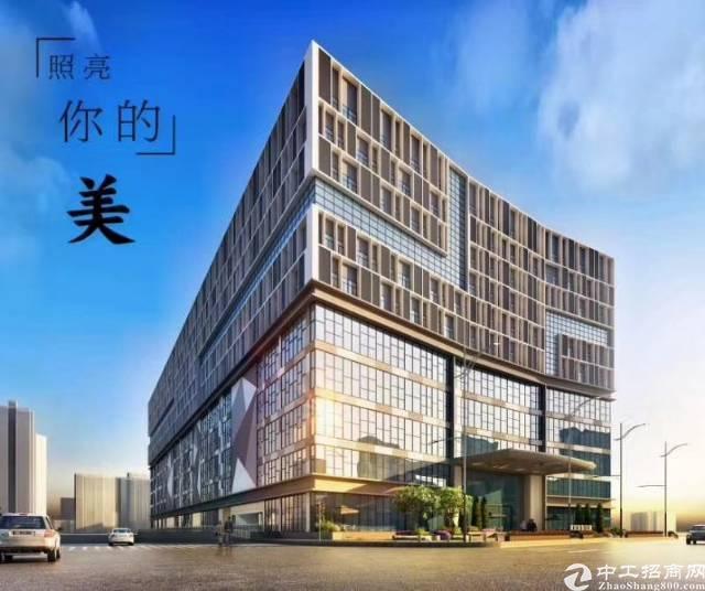 深圳龙华民治地铁口写字楼出租