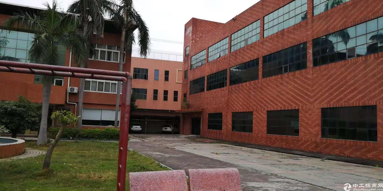 东莞集体证厂房出售占地15亩建筑800平米