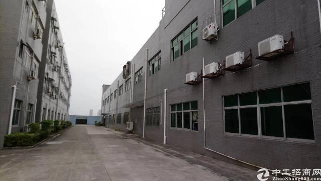 沥林高速旁国有证6200㎡独院厂房