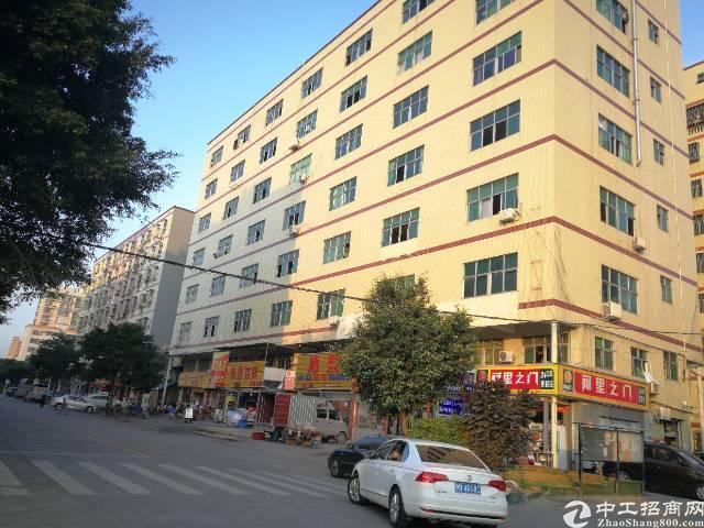 深圳市宝安区路边红本独栋厂房出售