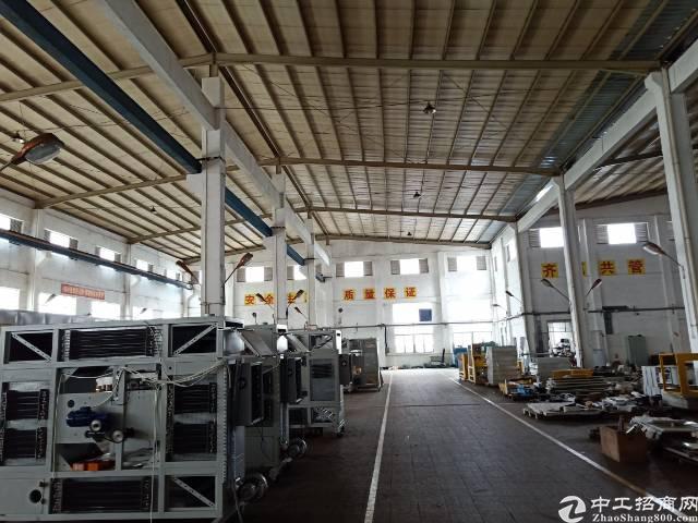 公明合水口新出滴水12米高钢结构厂房租金19元-图3