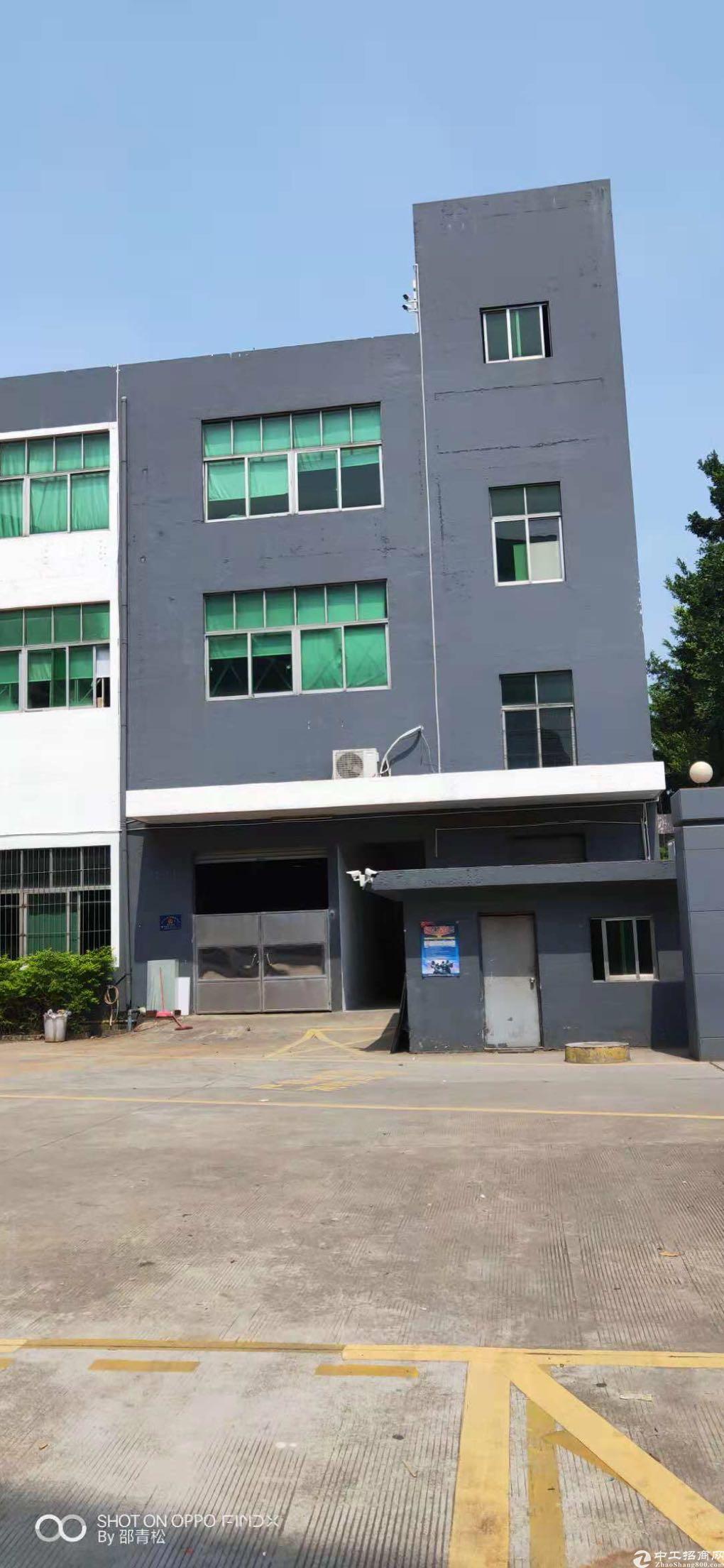 松岗x新出一楼标准厂房