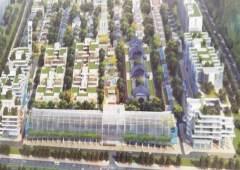 松山湖全莞唯一四合院式办公楼出售50年产权首付五成