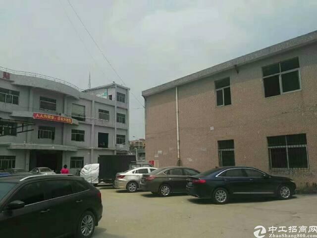 出售龙华新区观兰与平湖交界红本独门独院厂房。适合自用投资