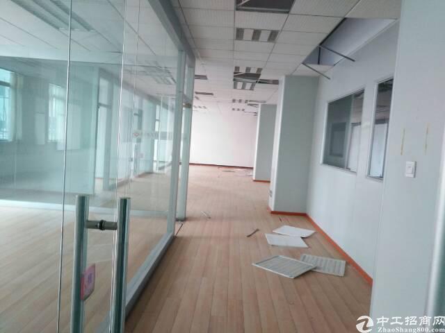 800平方米带豪华办公室装修厂房出租