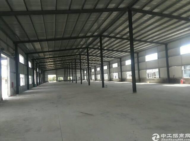 淡水新空出钢结构厂房仓库出租喷漆喷油都可以