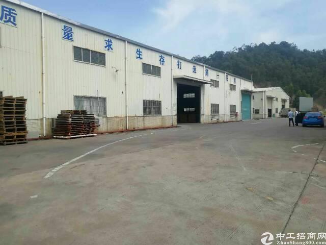 惠州市三和新空出钢结构独门独院厂房仓库出租