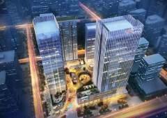 华南城甲级写字楼,开发商直租!