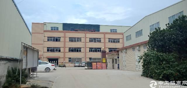 寮步镇占地15000平方国有证厂房出售