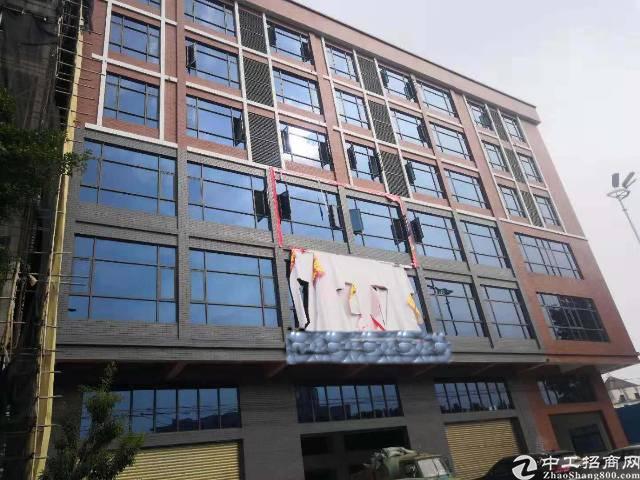 东莞寮步镇新出全新写字楼3200平方一栋