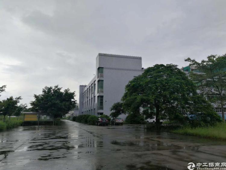 松山湖集体9成新厂房出售