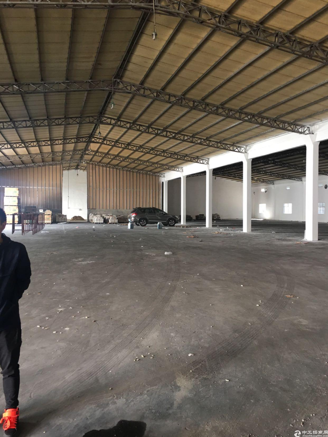 布吉一楼钢结构厂房