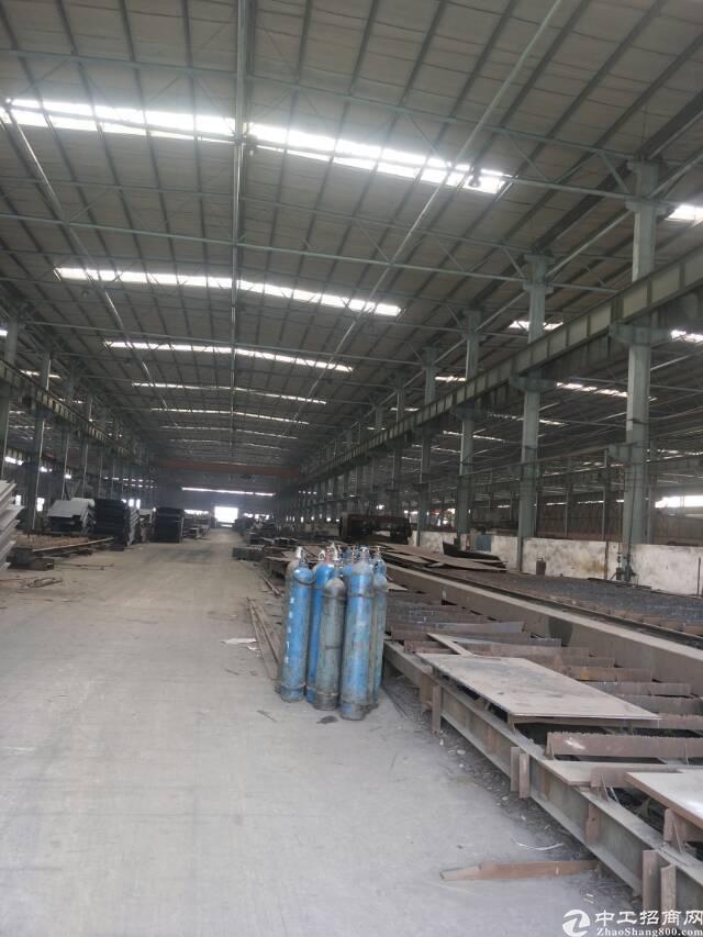 青白江10000平标准厂房出租,可分割,手续齐全