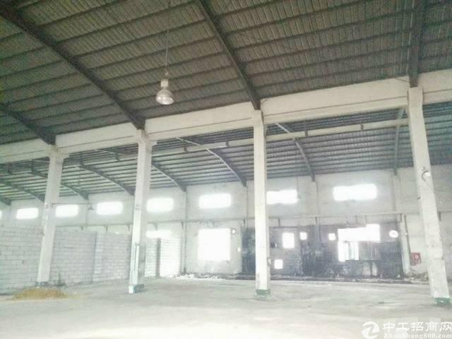 (出租)9米高仓库厂房出租龙岗钢结构坪地坪山 横岗平湖观兰-图2